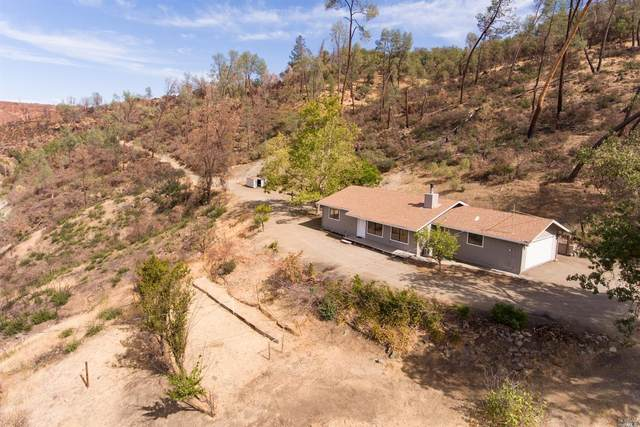 1965 Stagecoach Canyon Rd, Pope Valley, CA 94567 (#321075762) :: Real Estate Experts