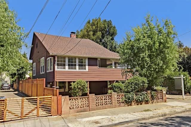 10 Hazel Avenue, San Anselmo, CA 94960 (#321076439) :: Golden Gate Sotheby's International Realty