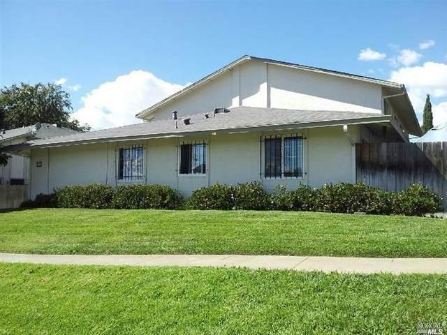 400 Corcoran Avenue #3, Vallejo, CA 94589 (#321077205) :: Lisa Perotti | Corcoran Global Living