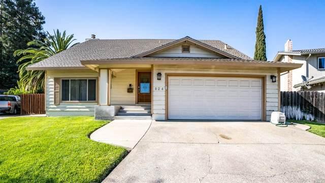 824 Coventry Lane, Fairfield, CA 94533 (#321078212) :: Hiraeth Homes