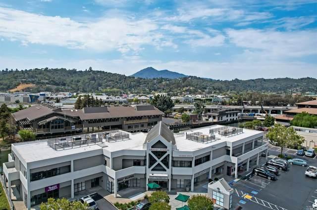 777 Grand Avenue #-204, San Rafael, CA 94901 (#321077509) :: Corcoran Global Living