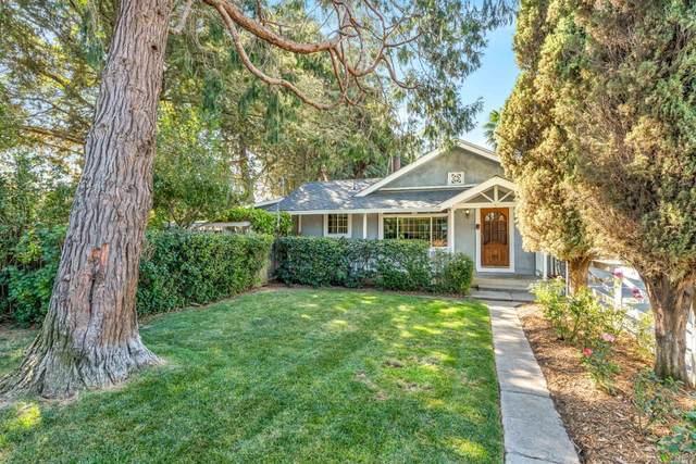 2601 Acacia Avenue, Sonoma, CA 95476 (#321076085) :: RE/MAX GOLD