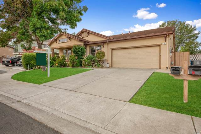 11 Oriole Court, American Canyon, CA 94503 (#321078735) :: RE/MAX GOLD