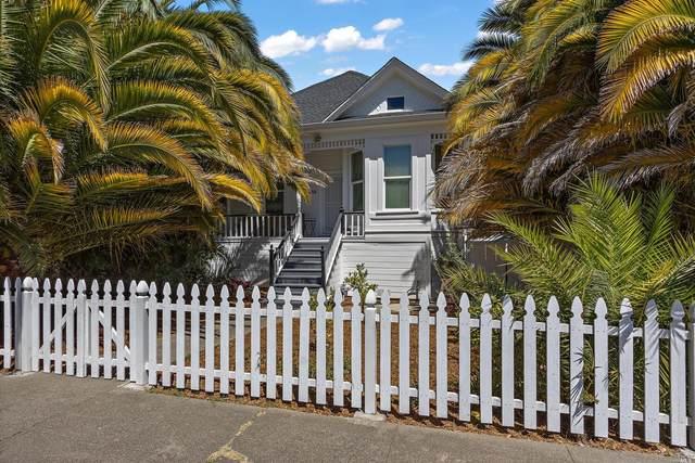 432 Louisiana Street, Vallejo, CA 94590 (#321080149) :: RE/MAX Accord (DRE# 01491373)