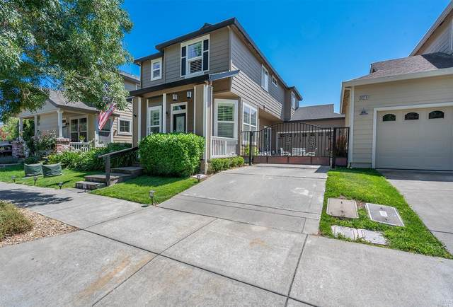 8380 Trione Circle, Windsor, CA 95492 (#321079833) :: Hiraeth Homes
