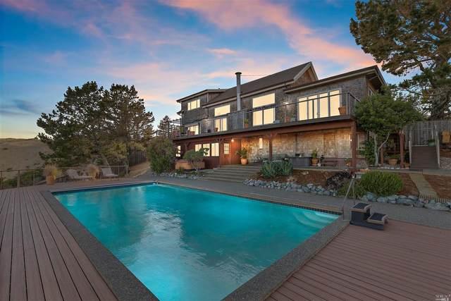 155 W Oak Knoll, San Anselmo, CA 94960 (#321080953) :: Team O'Brien Real Estate