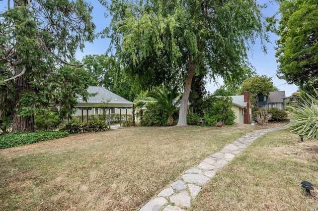 735 Brown Street, Healdsburg, CA 95448 (#321080862) :: Hiraeth Homes