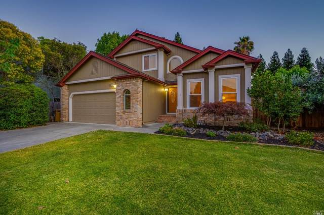 5047 Deerwood Drive, Santa Rosa, CA 95403 (#321081159) :: RE/MAX Accord (DRE# 01491373)