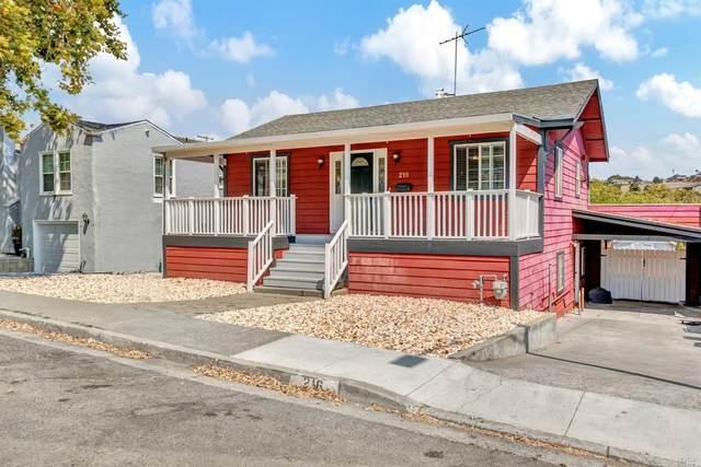 216 Fairmont Avenue, Vallejo, CA 94590 (#321081417) :: Lisa Perotti | Corcoran Global Living