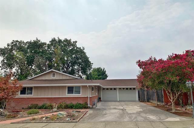 581 Zinfandel Drive, Ukiah, CA 95482 (#321081886) :: Lisa Perotti | Corcoran Global Living
