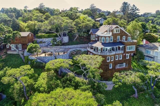 350 Bella Vista Avenue, Belvedere, CA 94920 (#321083434) :: Rapisarda Real Estate