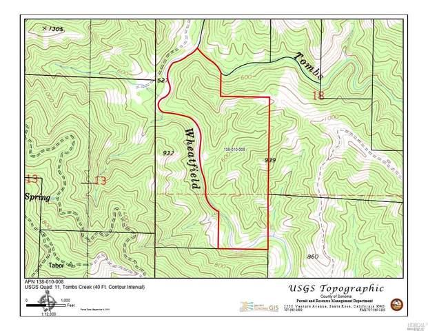 24 Wickersham Ranch, Healdsburg, CA 95448 (#321085467) :: Hiraeth Homes