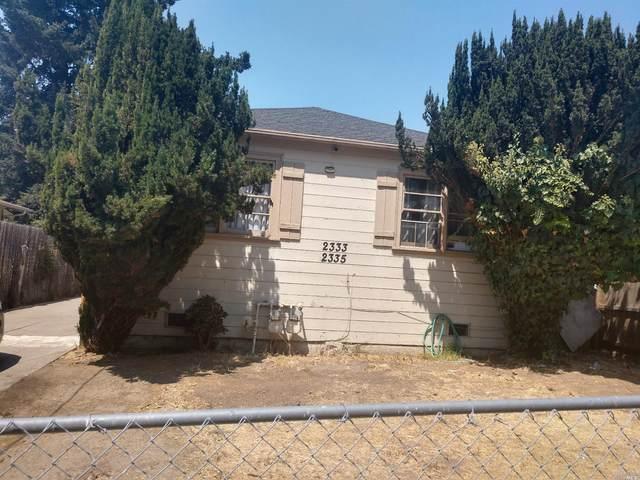 2333 83rd Avenue, Oakland, CA 94605 (#321086012) :: RE/MAX Accord (DRE# 01491373)