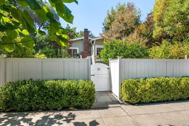 21 Cedar Avenue, Kentfield, CA 94904 (#321087396) :: Lisa Perotti | Corcoran Global Living