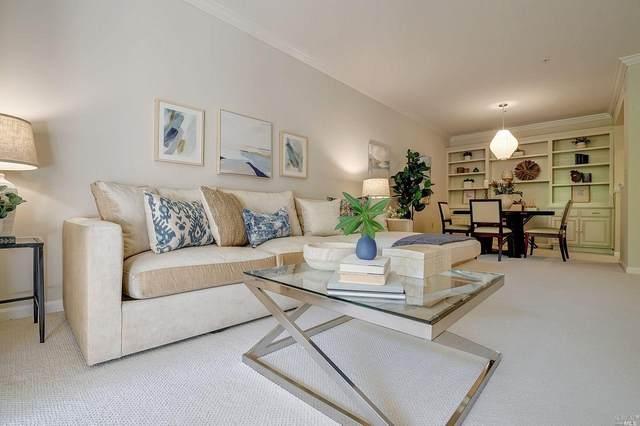 100 Deer Valley Road 2F, San Rafael, CA 94903 (#321087665) :: Corcoran Global Living