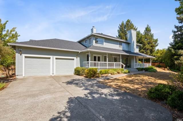 410 Tee Drive, Healdsburg, CA 95448 (#321088352) :: Team O'Brien Real Estate