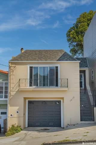 1610 La Salle Avenue, San Francisco, CA 94124 (#421596033) :: RE/MAX Accord (DRE# 01491373)