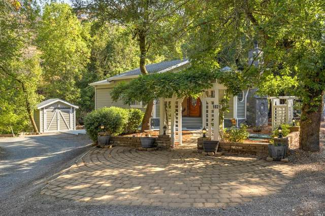 1821 Adobe Canyon Road, Kenwood, CA 95452 (#321087860) :: RE/MAX GOLD