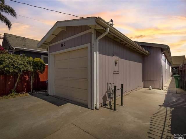 740 7th Street, Richmond, CA 94801 (#321090402) :: Lisa Perotti | Corcoran Global Living