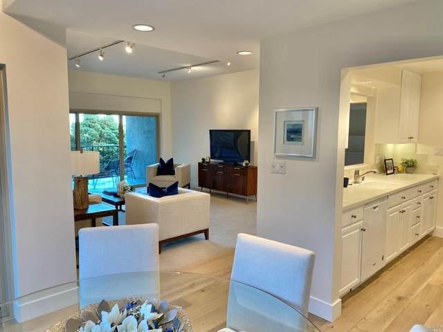 80 Lincoln Drive 2A, Sausalito, CA 94965 (#321083769) :: Corcoran Global Living
