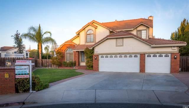 405 Sandy Hill Court, Antioch, CA 94509 (#321091657) :: RE/MAX GOLD