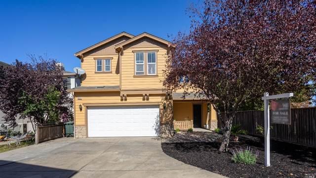 4024 Rickenbacker Drive, Santa Rosa, CA 95407 (#321091707) :: Lisa Perotti | Corcoran Global Living