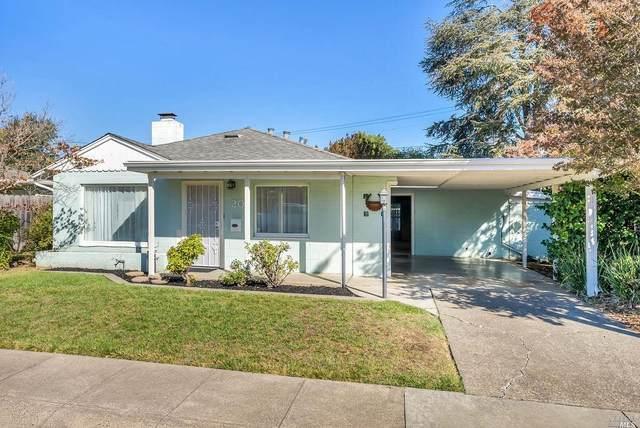 20 Glenwood Drive, Napa, CA 94559 (#321090590) :: Golden Gate Sotheby's International Realty