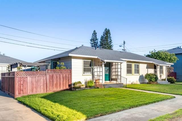 108 Brush Street B, Alameda, CA 94501 (#321092554) :: Lisa Perotti | Corcoran Global Living