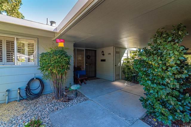 176 White Oak Drive Drive, Santa Rosa, CA 95409 (#321092696) :: Lisa Perotti   Corcoran Global Living