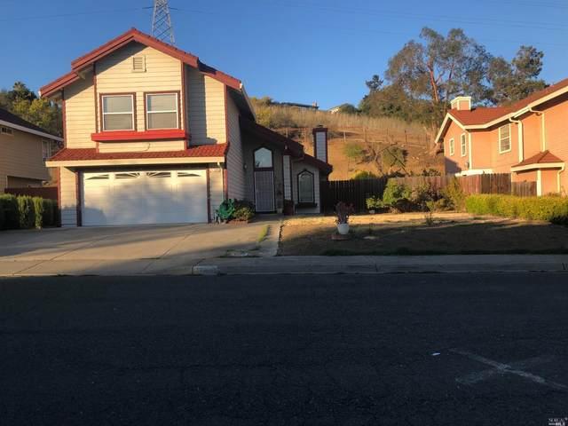 1248 Locust Drive, Vallejo, CA 94591 (#321093127) :: Rapisarda Real Estate
