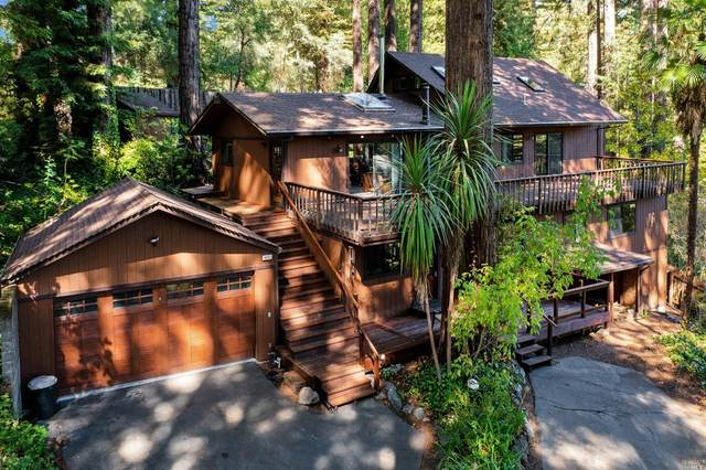 14355 Woodland Drive, Guerneville, CA 95446 (#321093367) :: RE/MAX GOLD