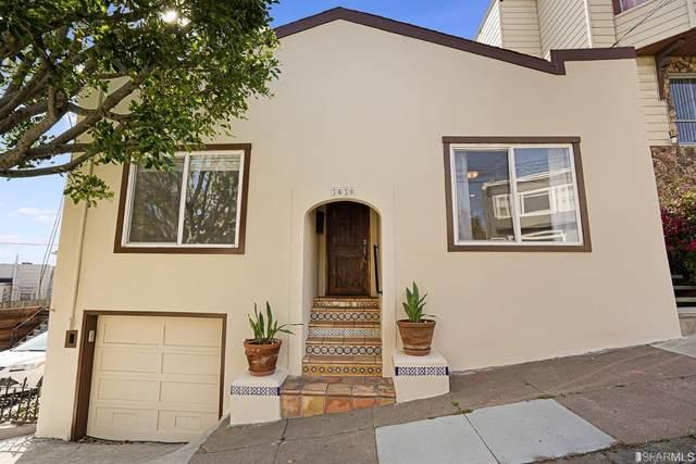 3030 Castro Street, San Francisco, CA 94131 (#421598300) :: RE/MAX Accord (DRE# 01491373)