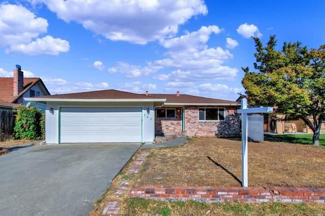 345 Honeysuckle Drive, Fairfield, CA 94533 (#321087426) :: Rapisarda Real Estate