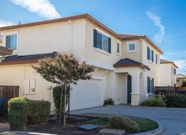 822 Embassy Circle, Vacaville, CA 95688 (#321093592) :: Rapisarda Real Estate