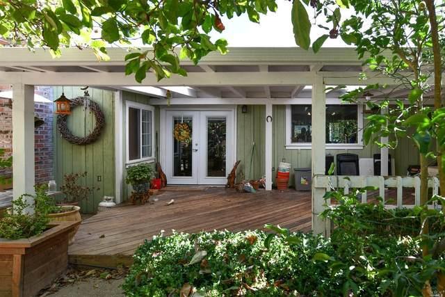 280 Brookside Drive, Angwin, CA 94508 (#321087779) :: Hiraeth Homes