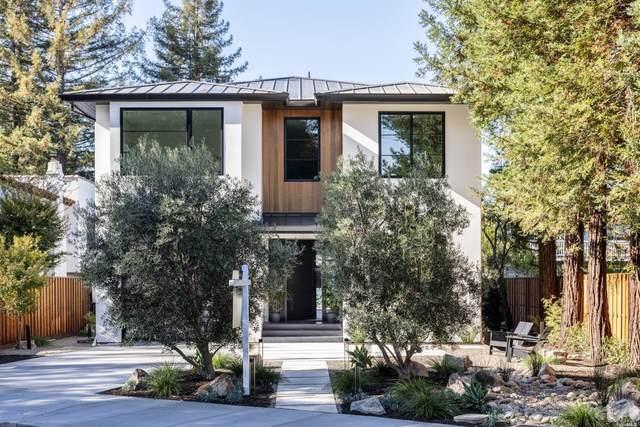 64 Mariposa Avenue, San Anselmo, CA 94960 (#321093789) :: Golden Gate Sotheby's International Realty