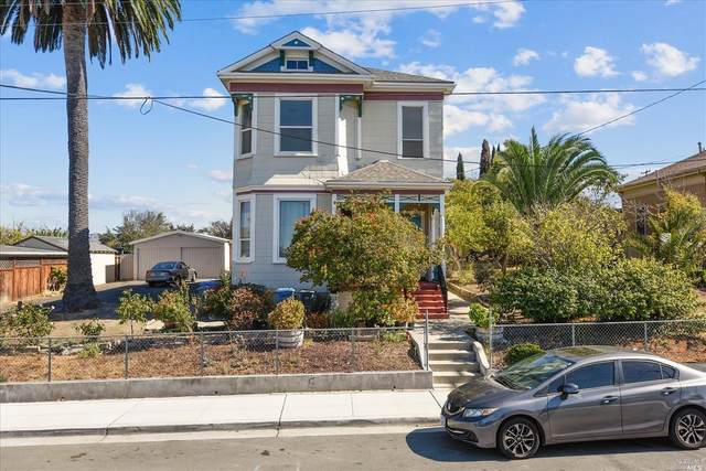 542 Grant Street, Vallejo, CA 94590 (#321092835) :: Lisa Perotti | Corcoran Global Living