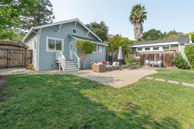52 Scenic Road, Fairfax, CA 94930 (#321094322) :: Team O'Brien Real Estate