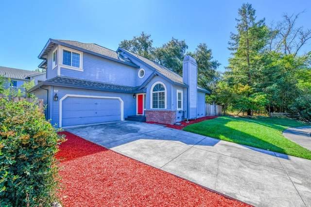 140 Creek Way, Santa Rosa, CA 95403 (#321093169) :: Golden Gate Sotheby's International Realty