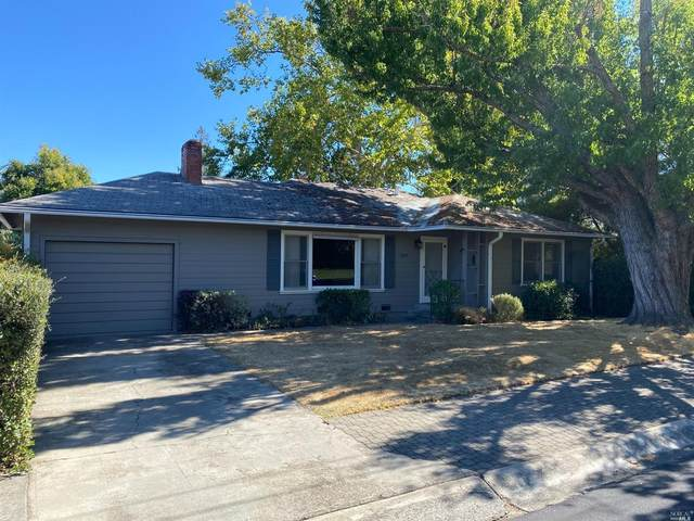 1317 Hillview Place, St. Helena, CA 94574 (#321094502) :: Lisa Perotti   Corcoran Global Living
