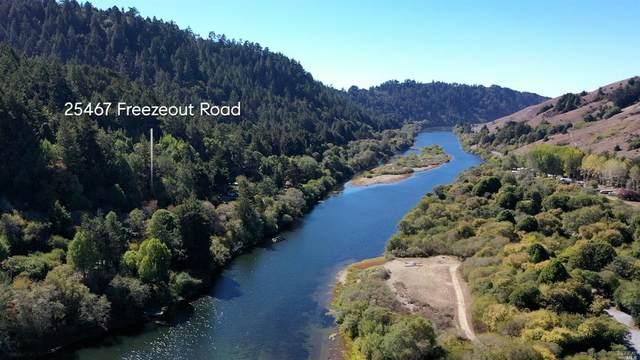25467 Freezeout Road, Duncans Mills, CA 95462 (#321094542) :: Lisa Perotti | Corcoran Global Living