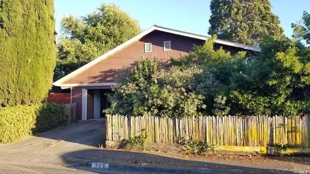 369 Bonnie Avenue, Rohnert Park, CA 94928 (#321094745) :: Team O'Brien Real Estate