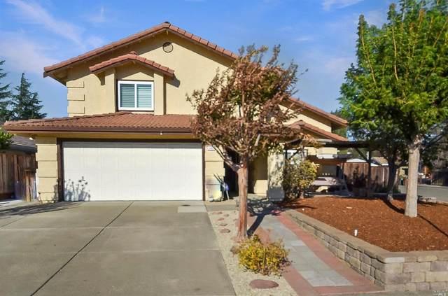 1442 Drolette Way, Benicia, CA 94510 (#321094421) :: Team O'Brien Real Estate