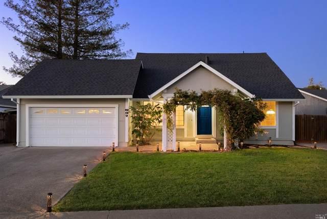 837 Lilac Way, Rohnert Park, CA 94928 (#321080958) :: Lisa Perotti | Corcoran Global Living