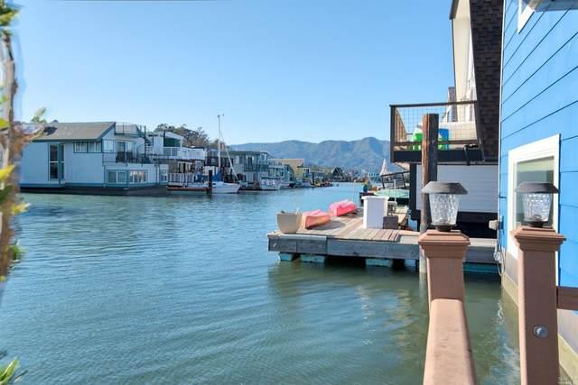 21 E Pier, Sausalito, CA 94965 (#321095156) :: Team O'Brien Real Estate