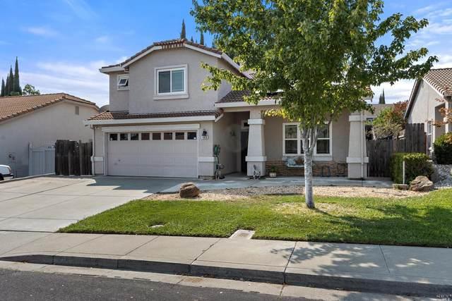 460 Woodcrest Drive, Vacaville, CA 95688 (#321095565) :: Rapisarda Real Estate