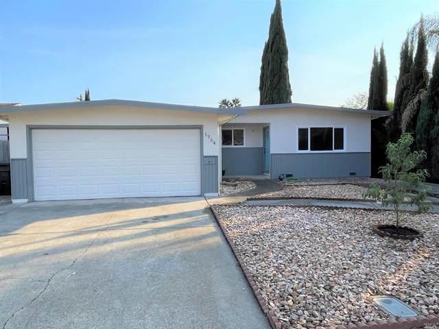 1754 San Jose Court, Fairfield, CA 94533 (#321095420) :: RE/MAX Accord (DRE# 01491373)