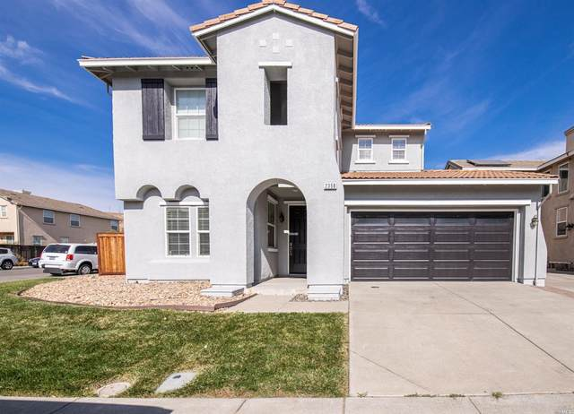 2358 White Drive, Fairfield, CA 94533 (#321095583) :: RE/MAX Accord (DRE# 01491373)