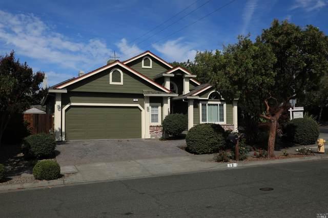 12 Wyndham Way, Petaluma, CA 94954 (#321095276) :: RE/MAX GOLD