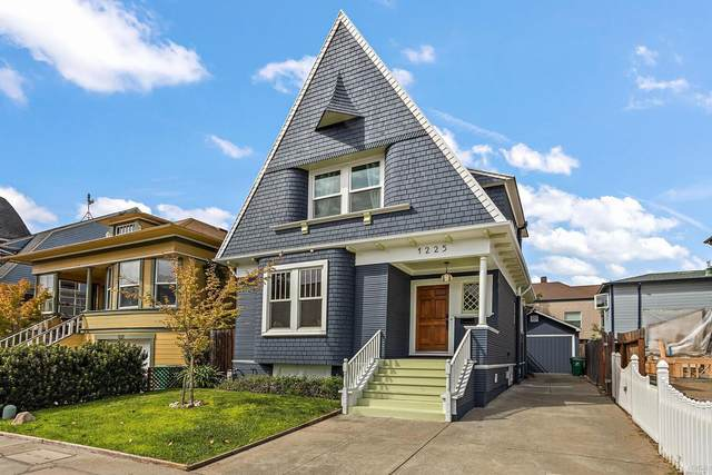 1225 Walnut Street, Alameda, CA 94501 (#321096118) :: Golden Gate Sotheby's International Realty